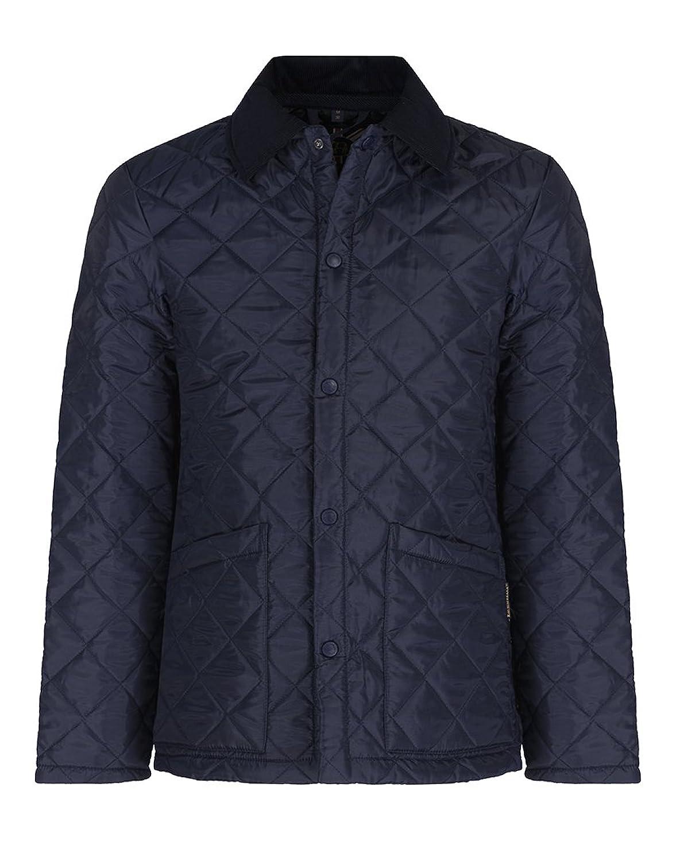 Lavenham Men's Shotley Slim Fit Quilted Jacket - Harvard