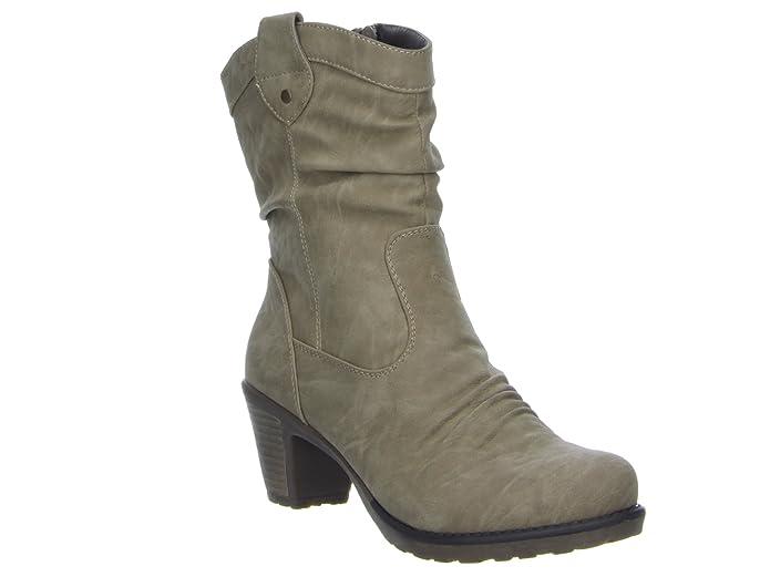 Rieker 91570 60 Damen Fashion Halbstiefel & Stiefeletten