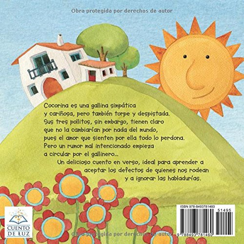 La gallina Cocorina (Spanish Edition)