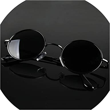 Mens Retro Metal Outdoor Polarized Sunglasses Driving Eyewear With Original Box