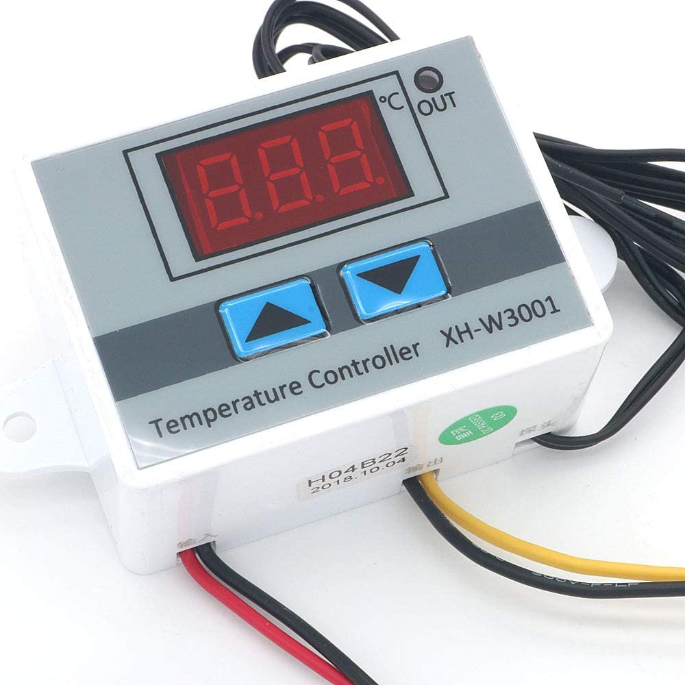 Digital Temperature Controller Quality Thermal Regulator Thermocouple Thermostat
