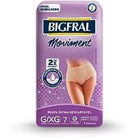 Roupa Íntima Bigfral Moviment Feminina, Bigfral, Grande/Extra grande