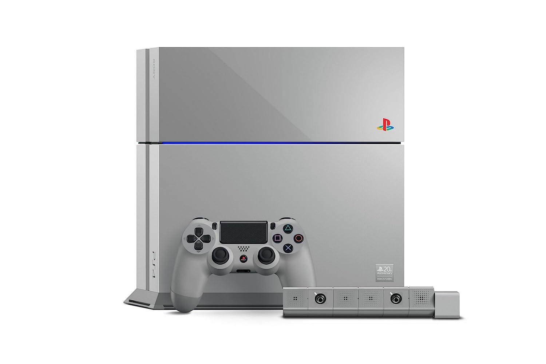 Playstation 4 20th Anniversary 1 Of 12300 Amazon De Games