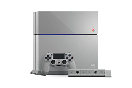 Sony playstation 4 20th anniversary edition 500gb steel grey.