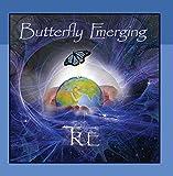 Butterfly Emerging by True
