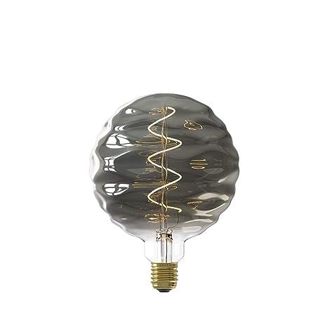 Filamento LED Lamp Bilbao XXL Titanium Ø150 mm E27 4 W