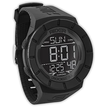 be096be0fc8 Amazon.com   Rockwell Time RCP-102 Coliseum Pedometer Digital Dial ...