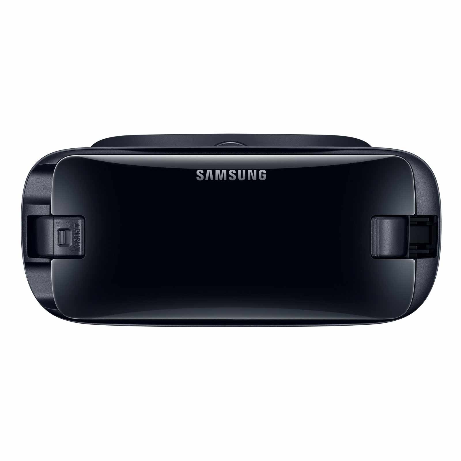 Samsung Gear VR (2017 Edition) with Controller Virtual Reality Headset SM-R325 for Galaxy S8, S8+, S7, S7 edge, Note5, Note 8, S6 edge+, S6, S6 edge (International Version, No Warranty) by Samsung (Image #9)