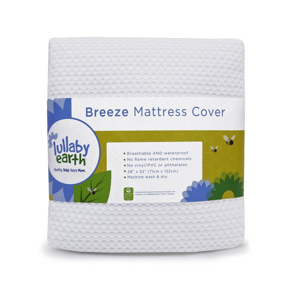 Amazon Com Lullaby Earth Breeze 2 Stage Crib Mattress