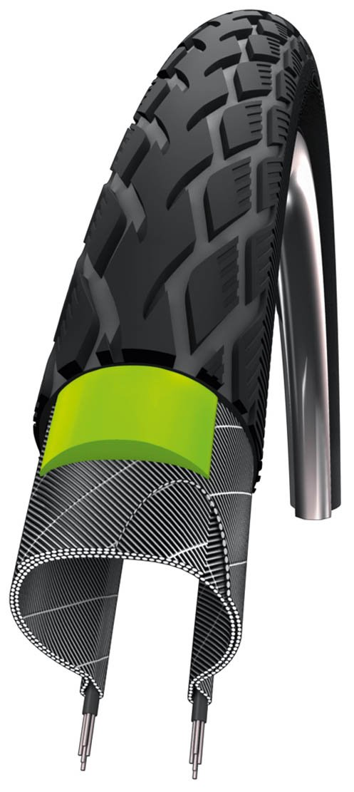 Schwalbe 11100146 - Cubierta para bicicleta de carretera (Talla única) product image
