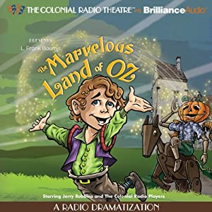 The Marvelous Land of Oz Radio/TV Program