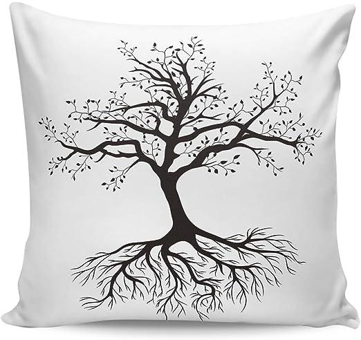 Weird Christmas Tree comfortable Sofa Festival Pillow Case Cushion Pillow Cover