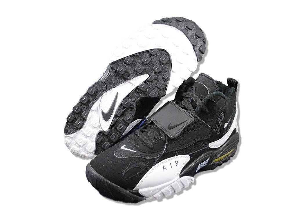 size 40 59d2f c0a8a Amazon.com   Nike Air Max Speed Turf Mens Cross Training Shoes 525225-011  Black 10 M US   Fitness   Cross-Training