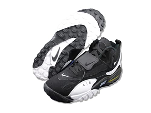 7130fe6585 Nike Air Max Speed Turf Mens Cross Training Shoes 525225-011 Black 10 M US:  Buy Online at Low Prices in India - Amazon.in