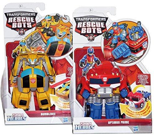 330711480 Transformers Rescue Bots Playskool Jouet Premier Age Bumblebee