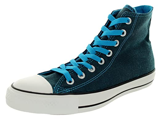 Converse CT Hi Atomic Blue Youths Trainers -
