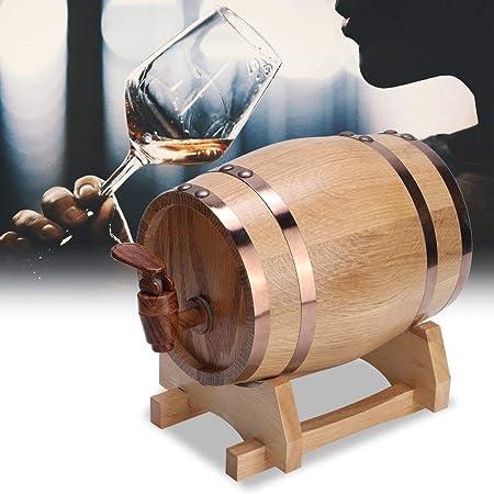 1L Mini Barril de fermentación de los aparatos de Vino ...