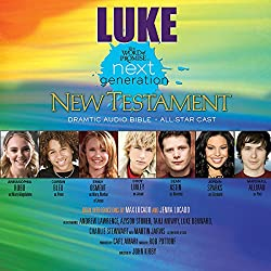 (26) Luke, The Word of Promise Next Generation Audio Bible