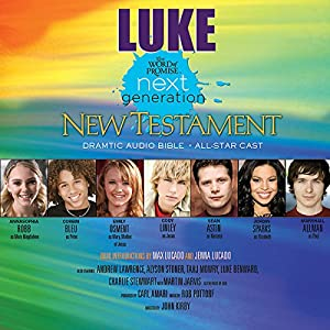 (26) Luke, The Word of Promise Next Generation Audio Bible Audiobook
