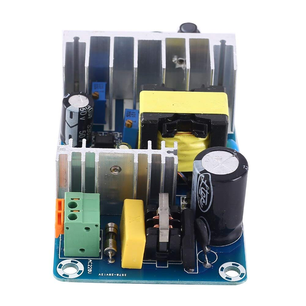 Switching Power Supply Module Converter AC-Dc Dua Switch Module for Insulation Switch Output 110V 220V to 12V 24V 36V 100W Adjustable Slow Down Module