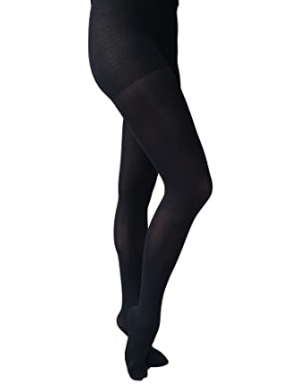 8d9e78ace5a Essexee Legs 80 Denier 3D Opaque Control Top Tights. Firm Support Shaper  Tights. 2 Sizes (Large)  Amazon.co.uk  Clothing