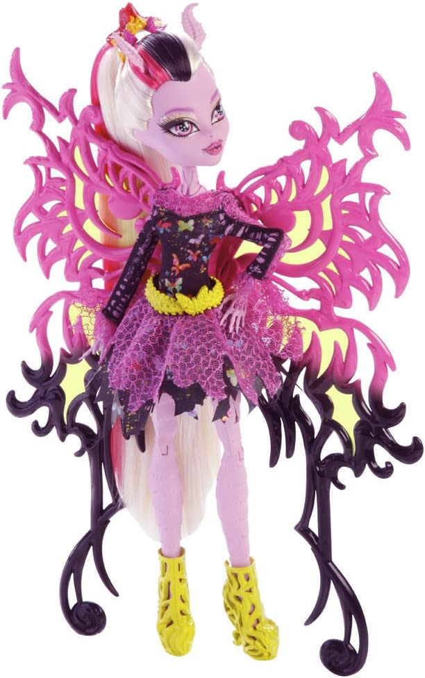 Monster High - Hibridas Bonita Femur (Mattel CCM41)