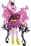 Monster High - CCM41 - Poupée Mannequin - Fusion Monstrueuse - Bonita Femur
