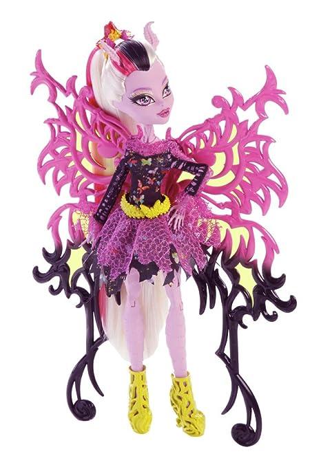 4 opinioni per Monster High CKN98- Bonita Fenur Bambola Ibrida
