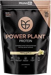 Prana ON Power Plant Protein 1kg Rich Chocolate