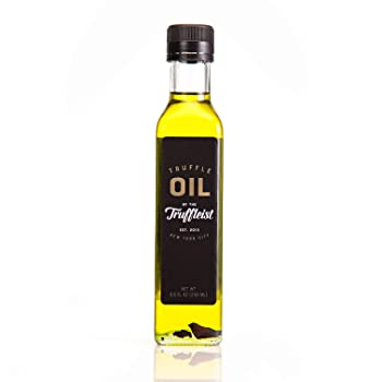 The Truffleist 8.5-oz Black Truffle Oil