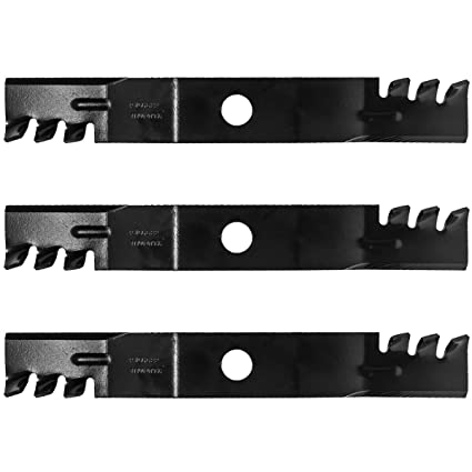 Amazon.com: Kubota 77700-07936 3PK - Cuchillas para ...