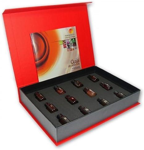 Caja de aromas 12 Defectos del vino: Amazon.es: Hogar