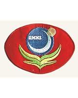 De-Cos Gundam Seed Cosplay Accessory Earth Alliance Army Iron Badge