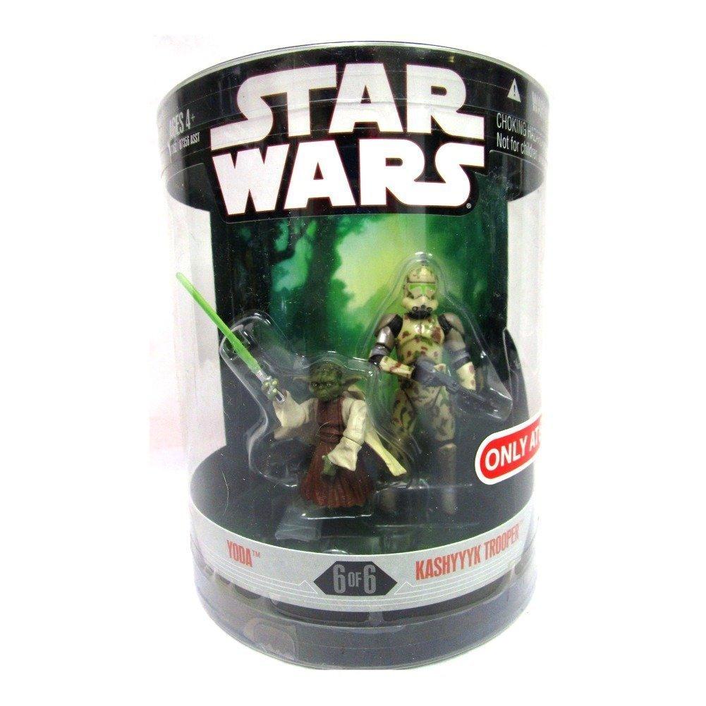Hasbro Toys STAR WARS ORDER 66  YODA /& KASHYYYK TROOPER TARGET EXCLUSIVE # 6 of 6