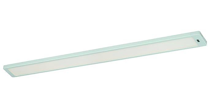 Instalux Neptune LED Unterbauleuchte, Aluminium^Glas, 10 W, Weiß, 60 ...