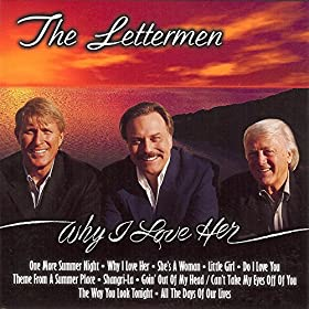 Lettermen, The - The Way You Look Tonight / That's My Desire