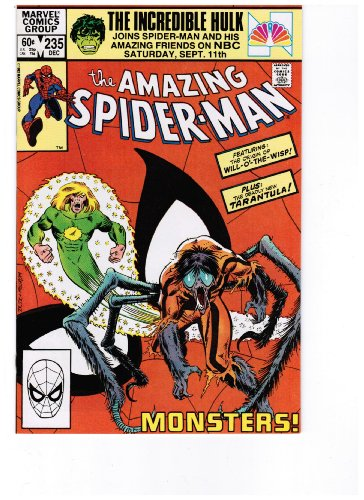 Amazing Spider-man 235
