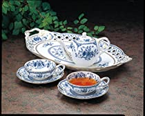 Adeline Bone China By Narumi, Milano Tea Set 6 piece