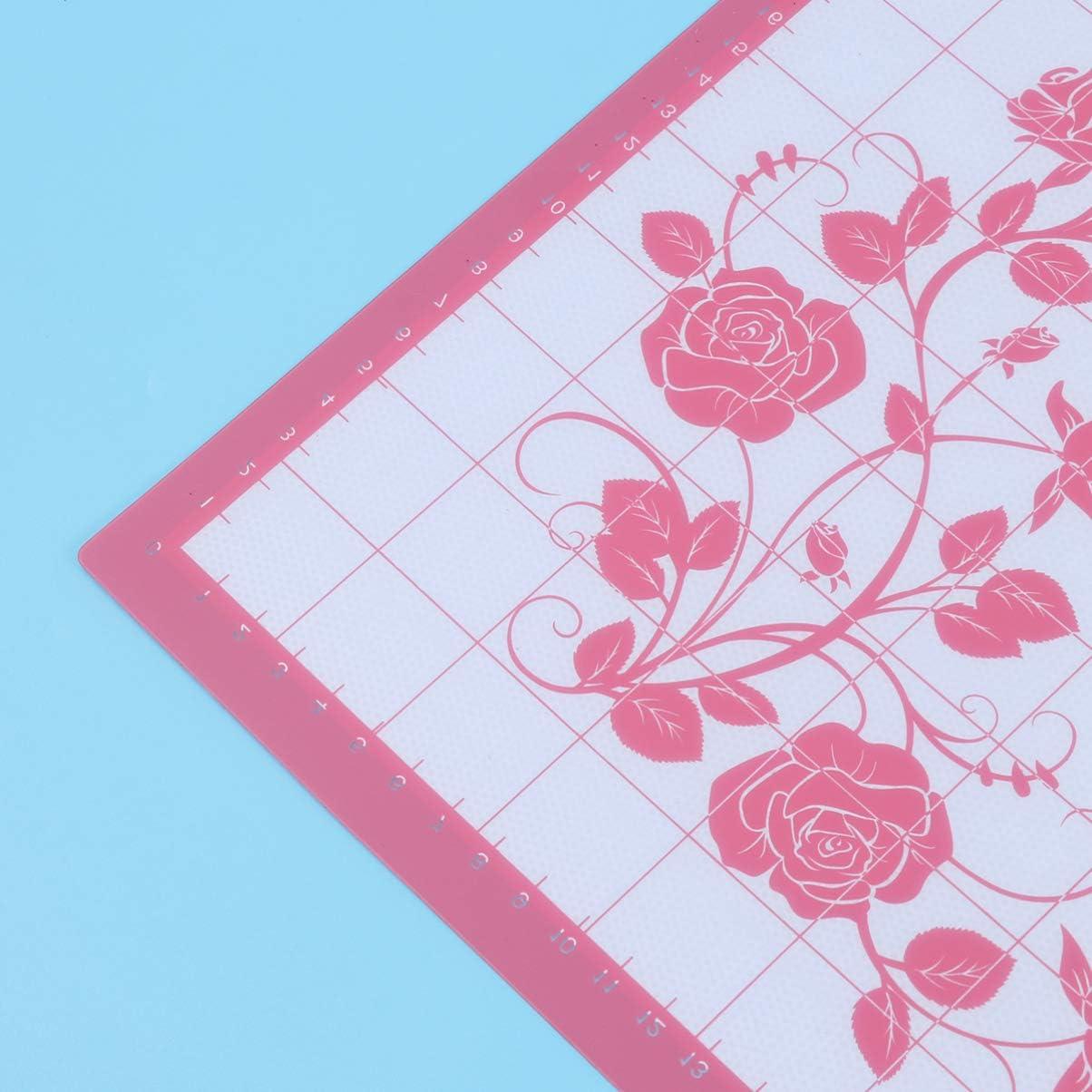 SUPVOX 4pcs 12 * 12 alfombrillas de plotter de corte alfombrilla de corte de agarre estándar alfombras de máquina de tallado almohadillas de tallado para tienda restaurante hogar: Amazon.es: Hogar