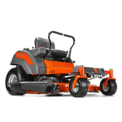 Husqvarna Z254 21.5 HP Kawasaki Zero Turn Mower review
