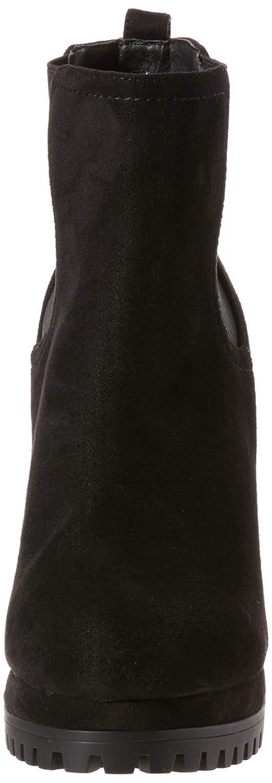 Buffalo Damen Canary Fabric Fabric Canary Stiefeletten Schwarz (schwarz 01 00) c218e2