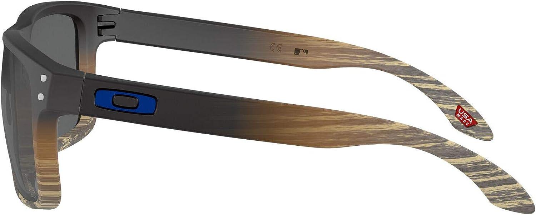 57mm OO9102 Holbrook Sunglasses Pine Tar//Prizm Black