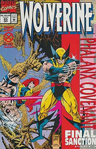 (Wolverine #85 VF ; Marvel comic book)