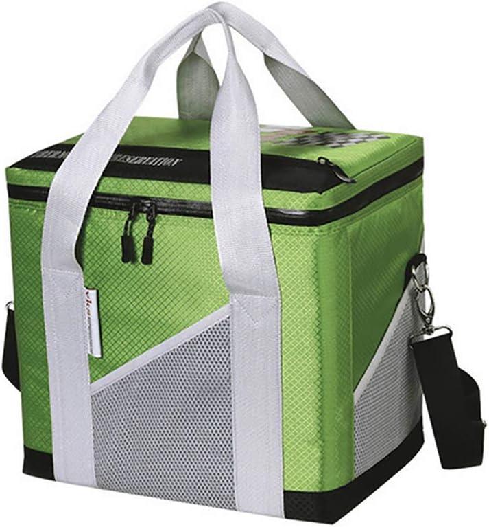ZYNWW ランチバッグ 再利用可能なランチボックス ピクニッククーラーバッグ 男女兼用 調節可能なショルダーストラップ (PVC)。