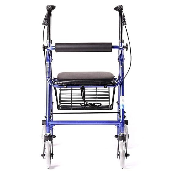 Andadores de ruedas Andador plegable con ruedas - Andador con ...