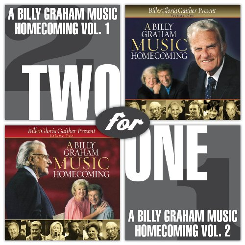 Two for One: A Billy Graham Music Homecoming 1 & 2 by as i am