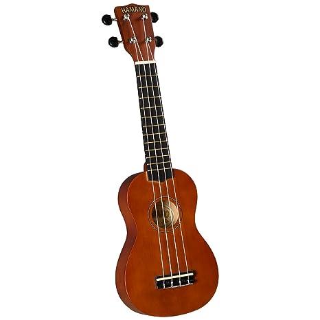 Amazon Hamano U 30br Colorful Soprano Ukulele Brown Musical