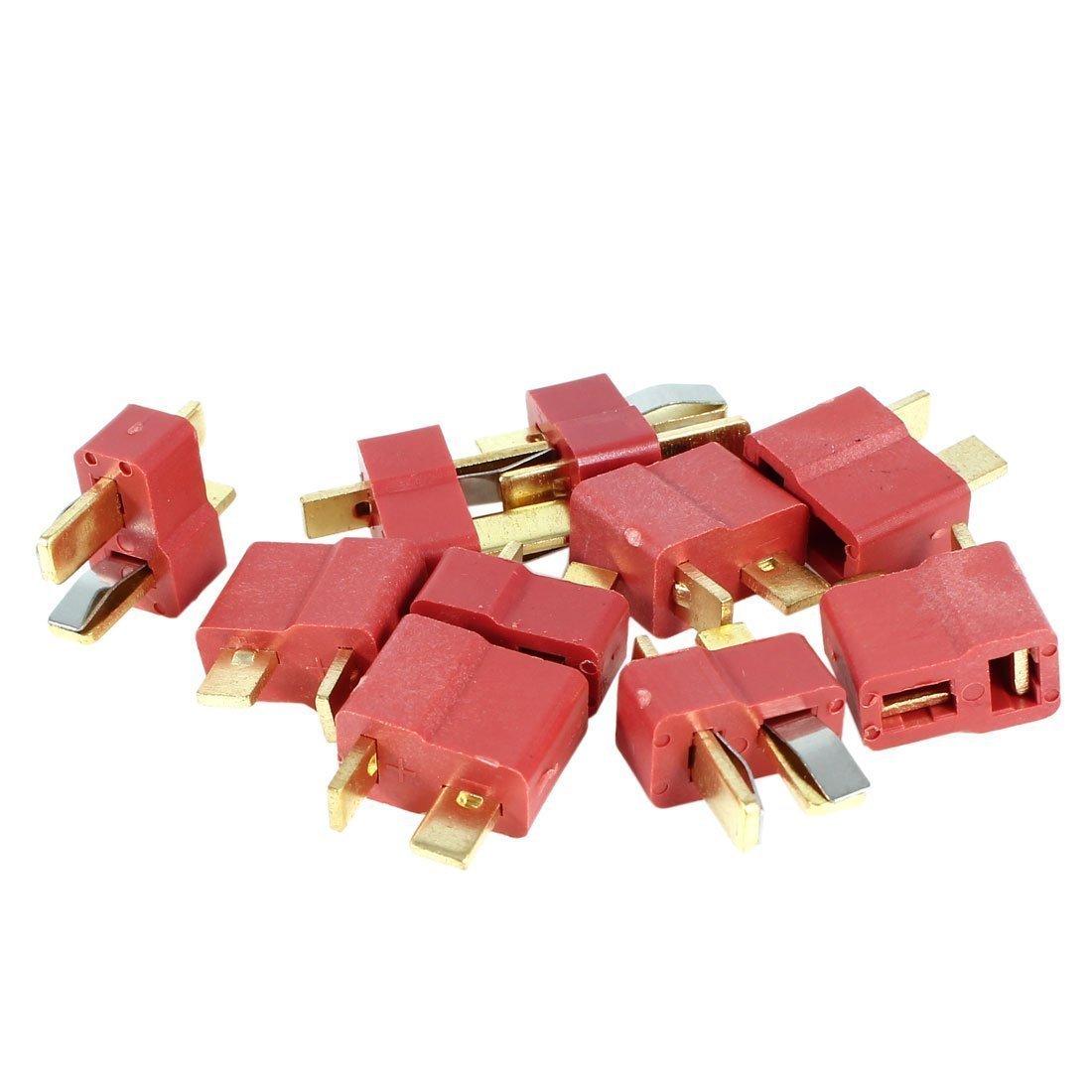 YUNIQUE ESPAGNE® 5 Piezas conectores T-Plug H/M compatible con ...