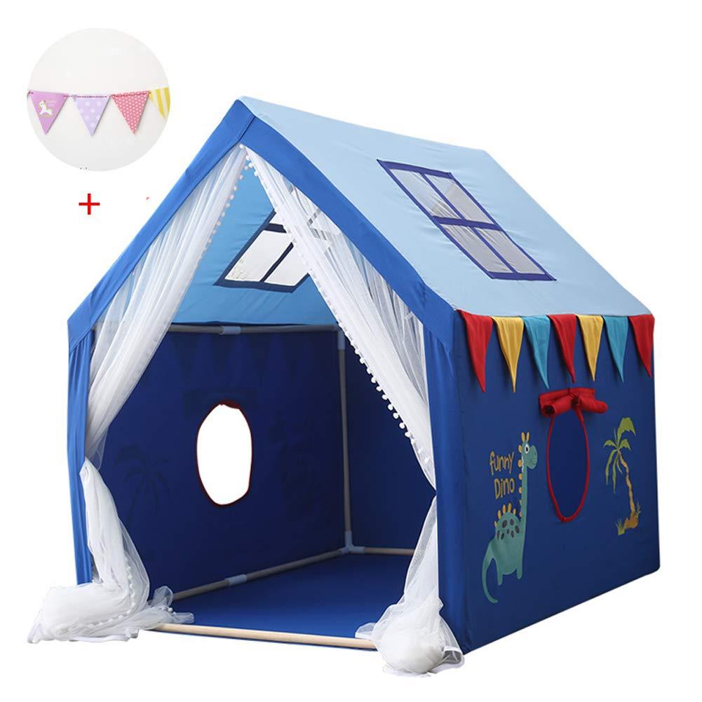 tienda de venta B ZZUU ZZUU ZZUU Tienda Infantil Grande De Juego para Jardin O Interior De Madera Y Lona,Tienda campaña Infantil para niños casa de Juego Tent  tienda de venta