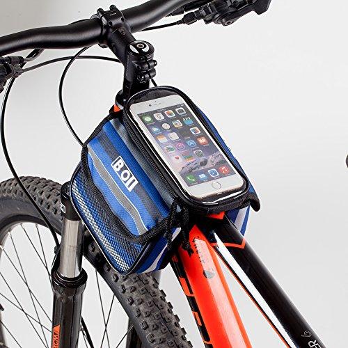 HSL-Fahrrad-Front Top Rahmentasche Fahrradlenkertasche Handytasche